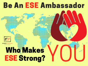 Who Makes ESE Strong_2019WCDC Ambassador Referral Program